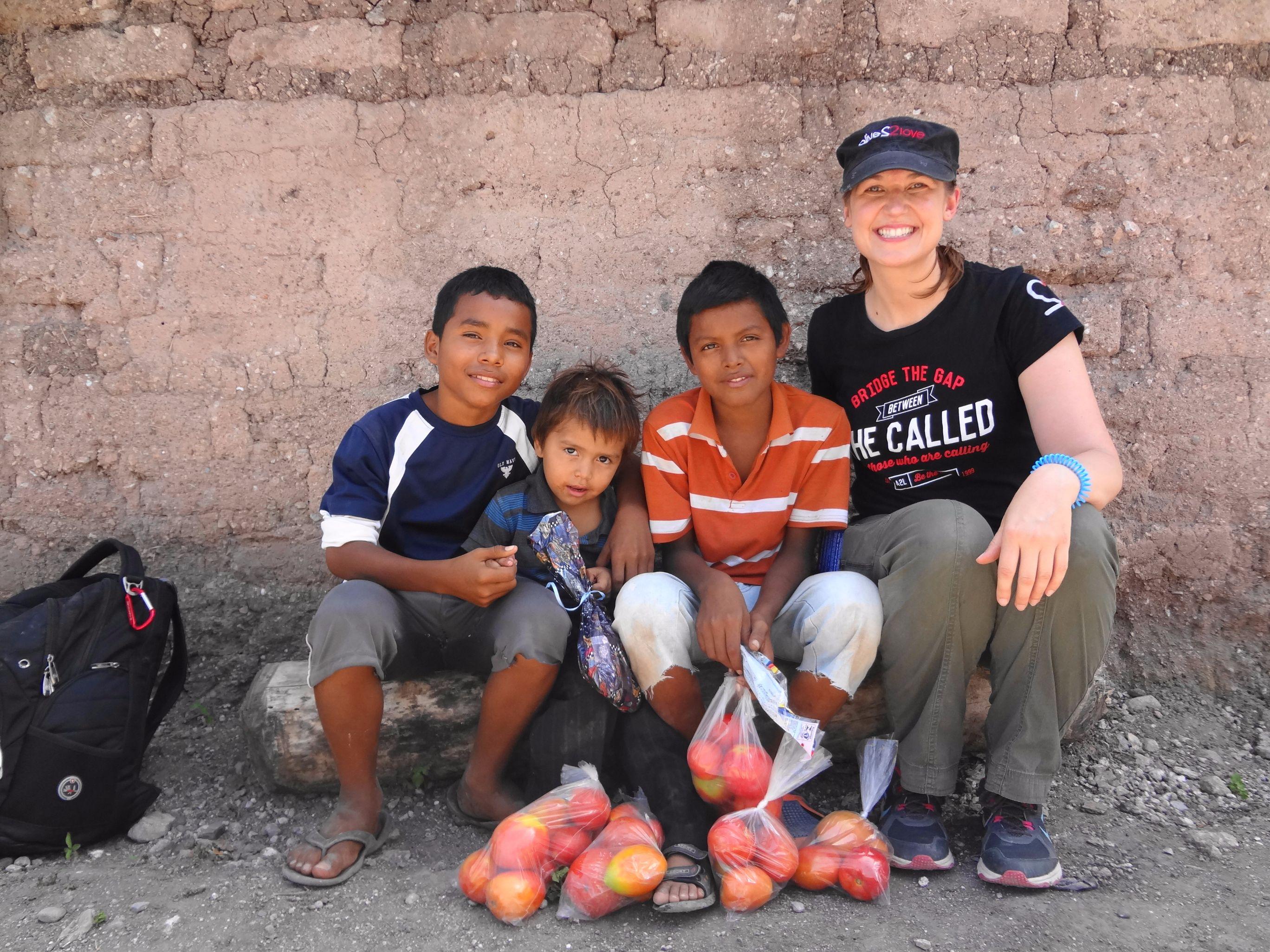 Villa Nueva Honduras 2015 Trip