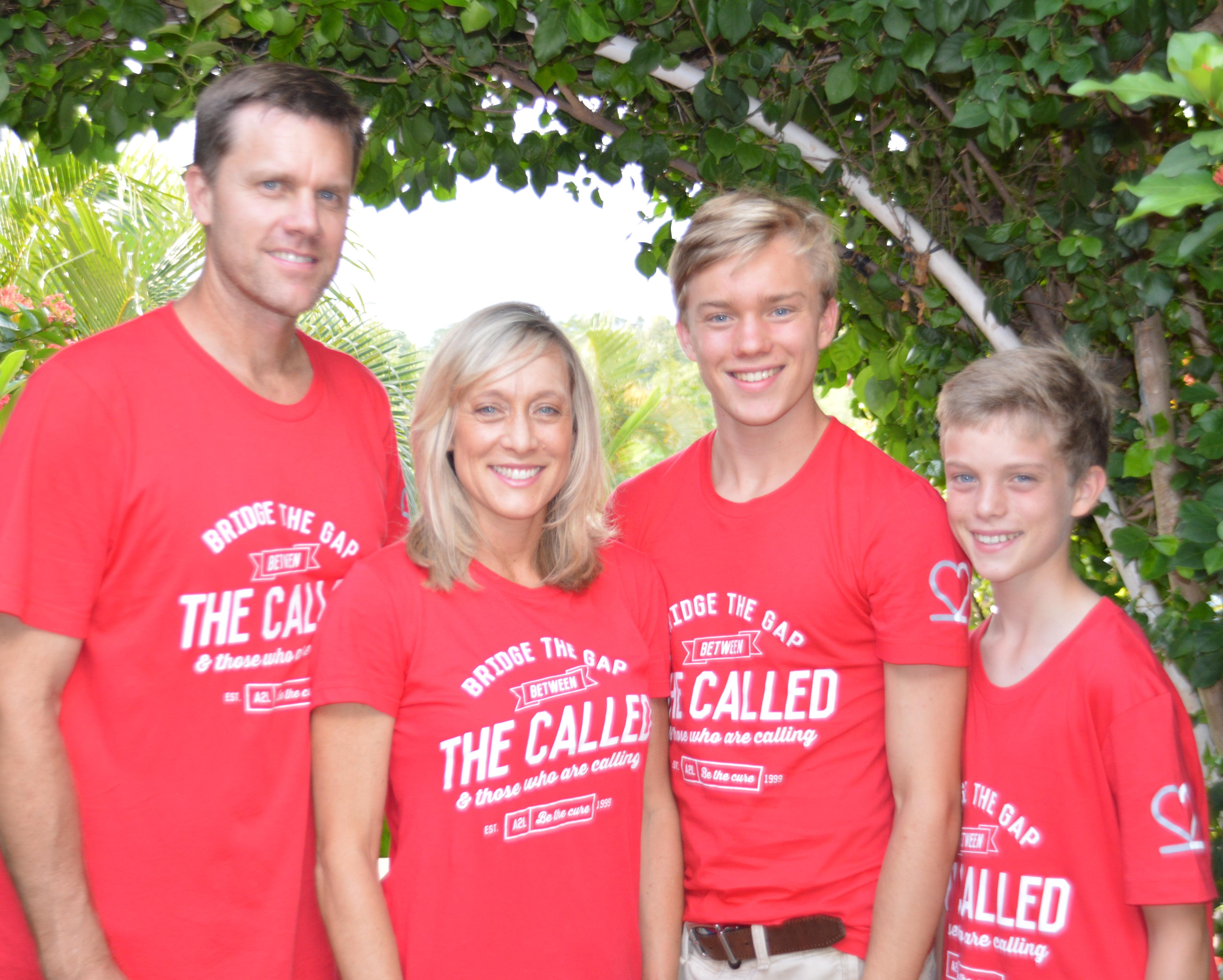 Ambassador Highlight: The Raab Family